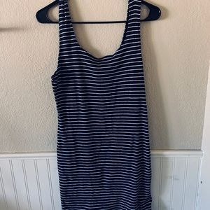 H&M Dresses - Stripped H&M's dress